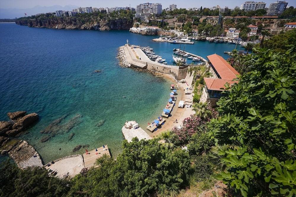 Antalya'nın geçmişe açılan kapısı 'Kaleiçi' - 21
