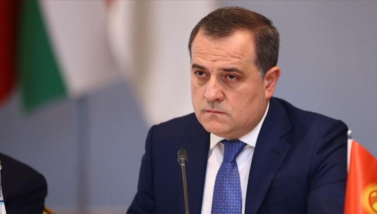 Azerbaycan Dışişleri Bakanı Ceyhun Bayramov'un Twitter hesabı kapatıldı