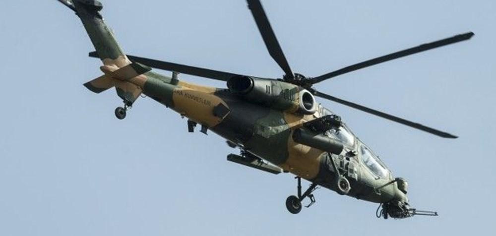 Aksungur tam yüklü mühimmatla 1 günden fazla uçtu (Türkiye'nin yeni nesil silahları) - 85