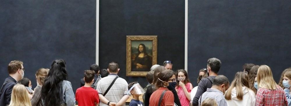 Louvre Müzesi yeniden açıldı (40 milyon euro'luk kayıp) - 13