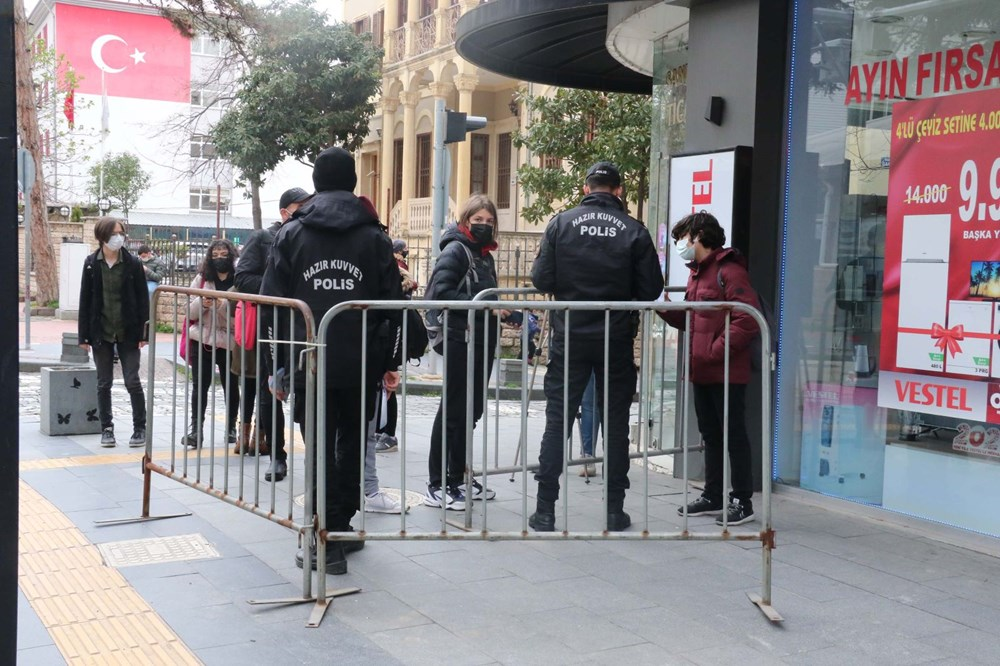Samsun'da mutant virüsle bulaş oranı ikiye katlandı - 7