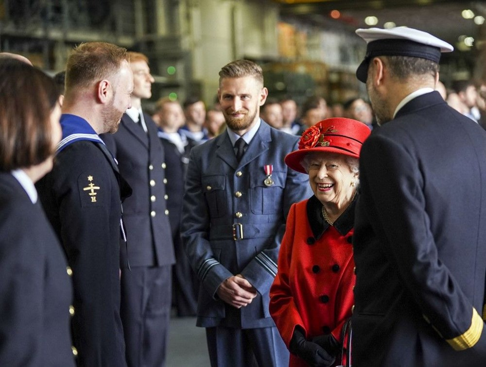 Queen Elizabeth commemorated her husband, Prince Philip, with her gift - 2