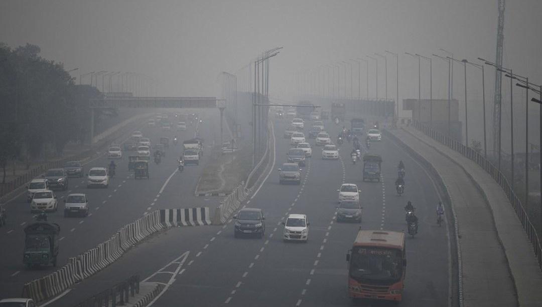 Yeni Delhi, hava kirliliğinde rekor kırdı (Temiz hava satışı başladı)