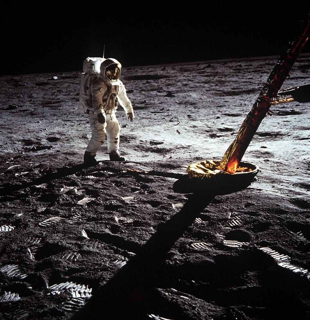 Ay'da kaç kişi yürüdü? (İlginç bilgiler) - 1
