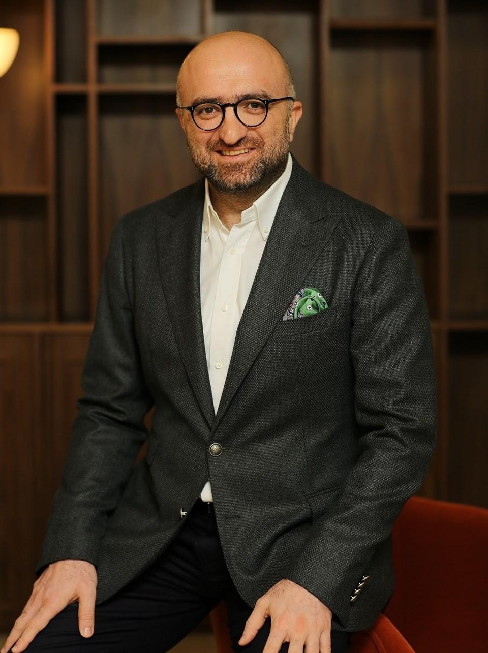 Zincir Mağazalar Derneği Yönetim Kurulu Başkanı Serhan Tınastepe