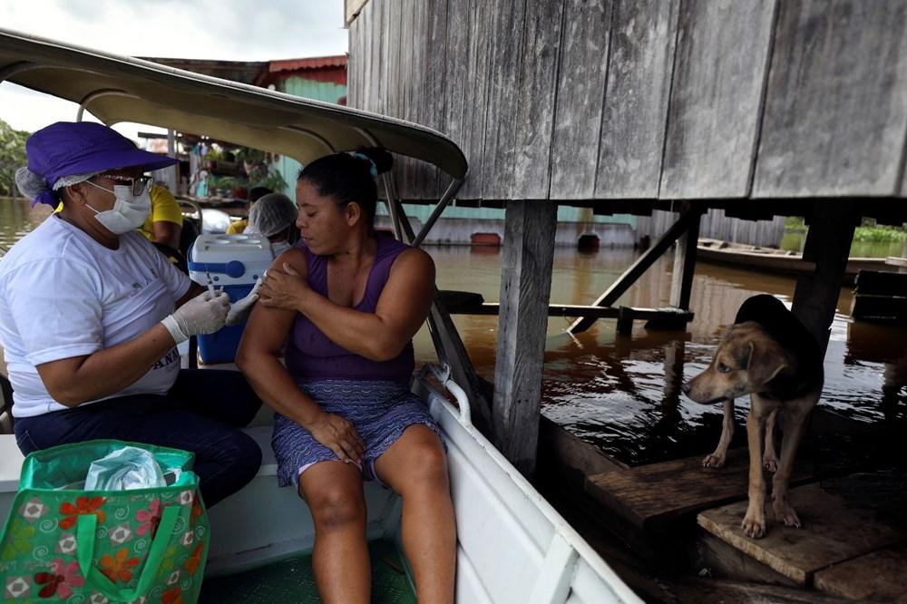 Dünyanın en fakir ülkelerinin maruz kaldığı aşı eşitsizliği büyüyor - 4