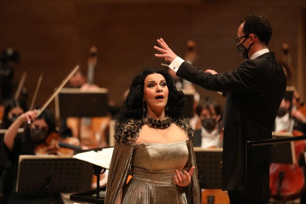 Cumhurbaşkanlığı Senfoni Orkestrası yeni bina açılış konseri - 39