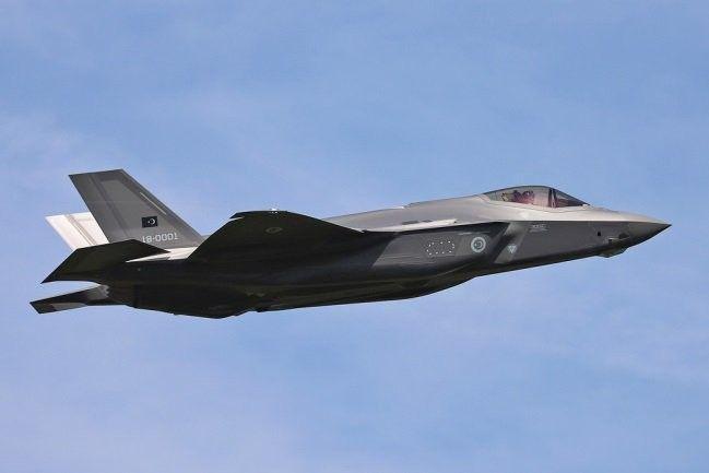 ABDnin ardından İsrail de F-35 uçuşlarını durdurdu 82
