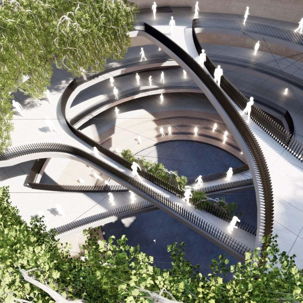 Taksim Meydanı Tasarım Yarışması sonuçlandı (Taksim Meydanı böyle olacak) - 21