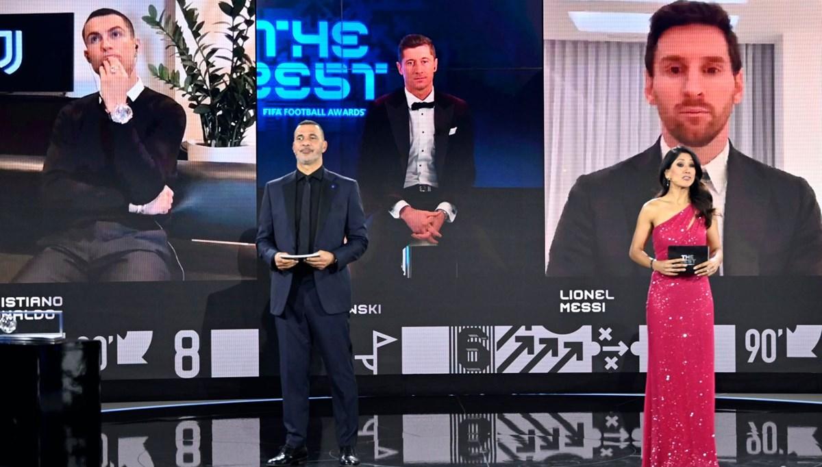 SON DAKİKA HABERİ: FIFA Yılın Futbolcusu ödülünü Lewandowski kazandı