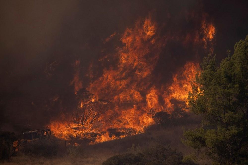 California yeniden yanıyor - 14