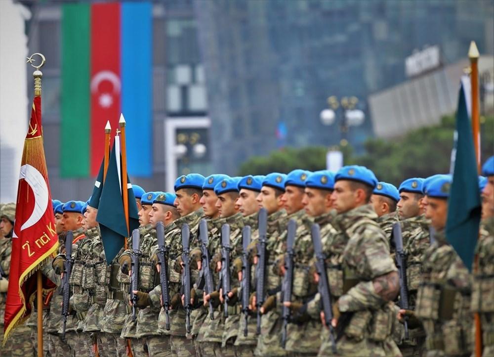 Azerbaycan, Dağlık Karabağ zaferini askeri geçit töreni ile kutlayacak - 6