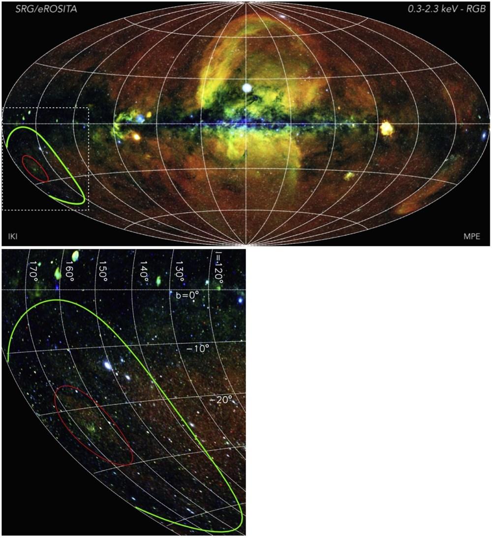 """Harvard Üniversitesi: Uzayda gizemli ve devasa bir """"boşluk"""" bulundu - 9"""