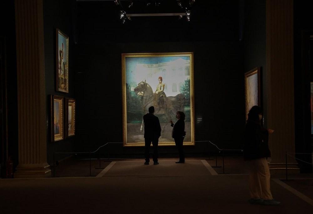 553 eser Osmanlı saray resminin tek temsilcisi Milli Saraylar Resim Müzesi'nde - 5