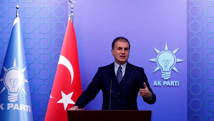 AK Parti Sözcüsü Ömer Çelik: Kanal İstanbul Projesi, Montrö Boğazlar Sözleşmesi ile çelişmiyor