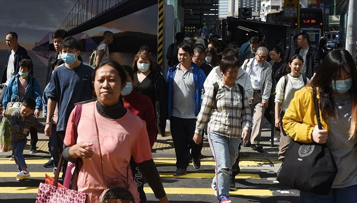 Çin, 8 devletin vatandaşlarının ülkeye girişini geçici olarak yasakladı