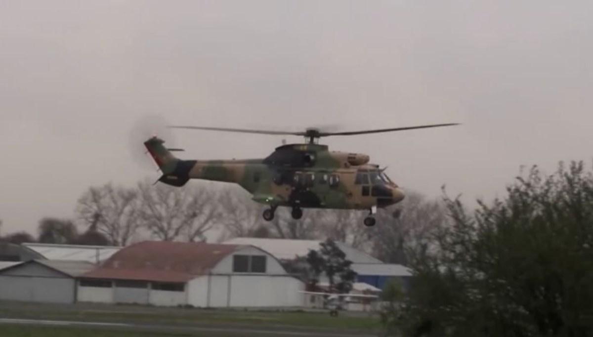 Cougar helikopter kazaları