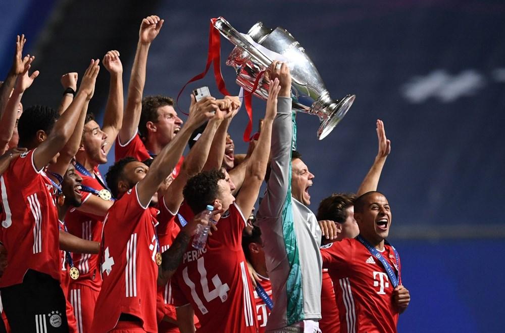 Şampiyonlar Ligi 2019-2020 sezonu şampiyonu Bayern Münih - 10