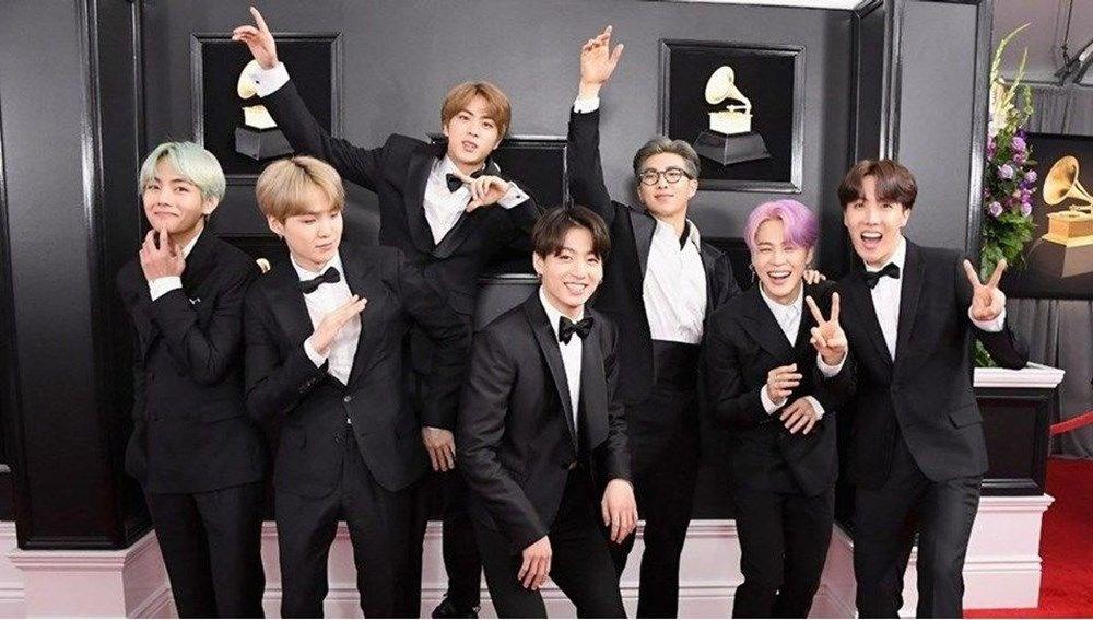 BTS'ten yeni rekor - 4