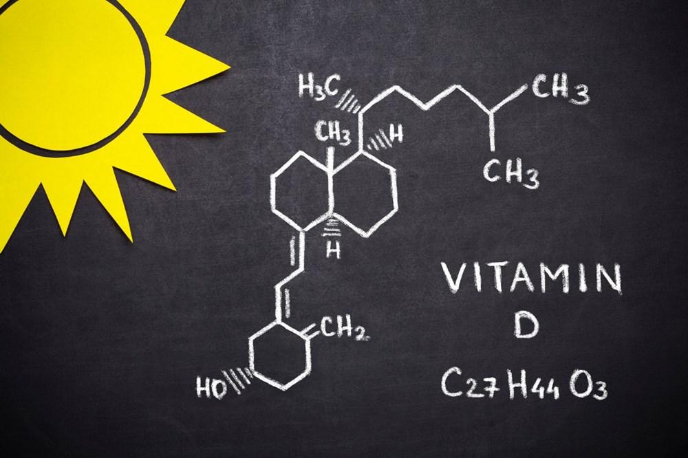 D vitamini eksikliği olan Covid-19 hastalarının yüzde 99'u hayatını kaybediyor - 2