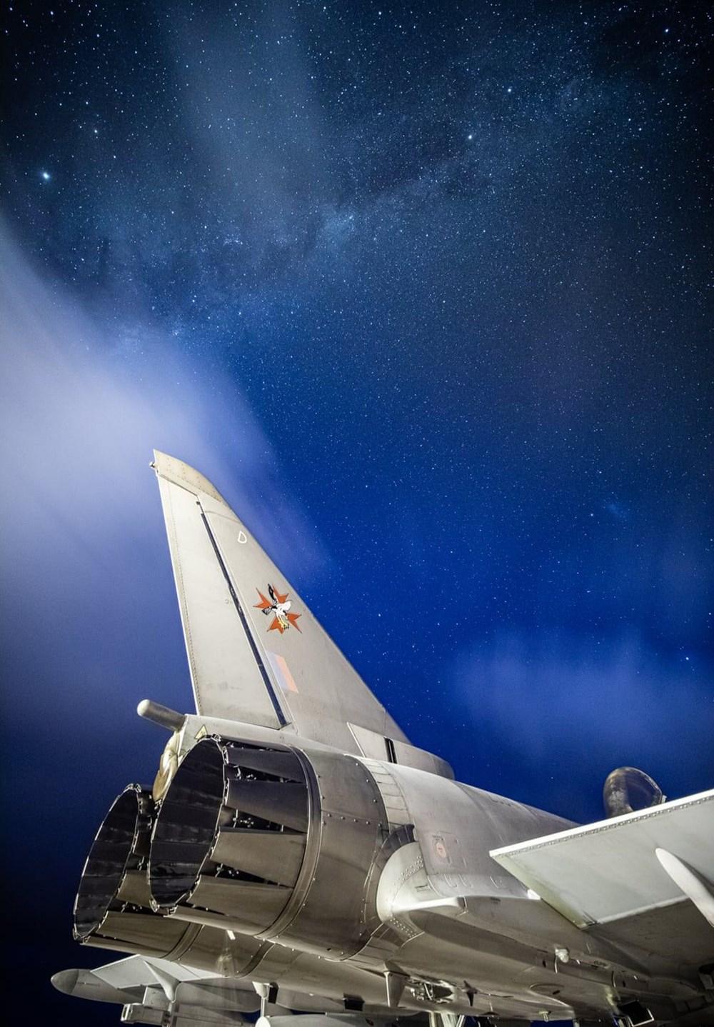 2020 Kraliyet Hava Kuvvetleri Fotoğraf Yarışması'nın kazananları - 4