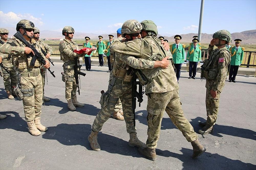 Türkiye ve Azerbaycan'dan Nahçıvan'da ortak askeri tatbikat - 3