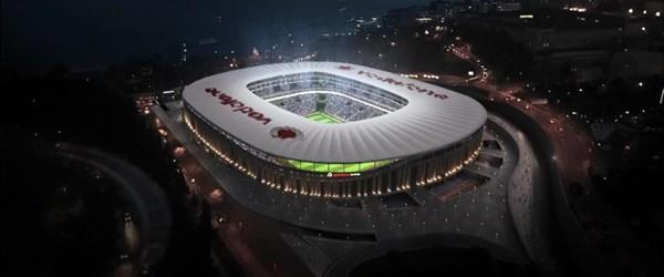 Vodafone Park'ın maliyeti açıklandı