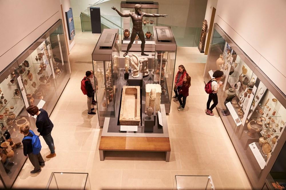 En çok iz bırakan müzeler: Türkiye'de Göbeklitepe ve Anadolu Medeniyetleri, dünyada Louvre Müzesi - 22