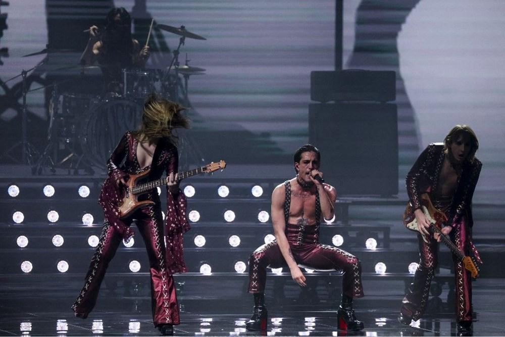 Eurovision 2021 Şarkı Yarışması'nda uyuşturucu krizi - 5
