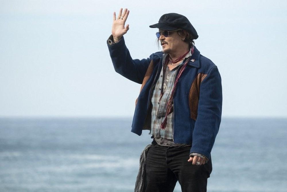 Johnny Depp: Jack Sparrow'un ruhunu canlı tutacağım - 5