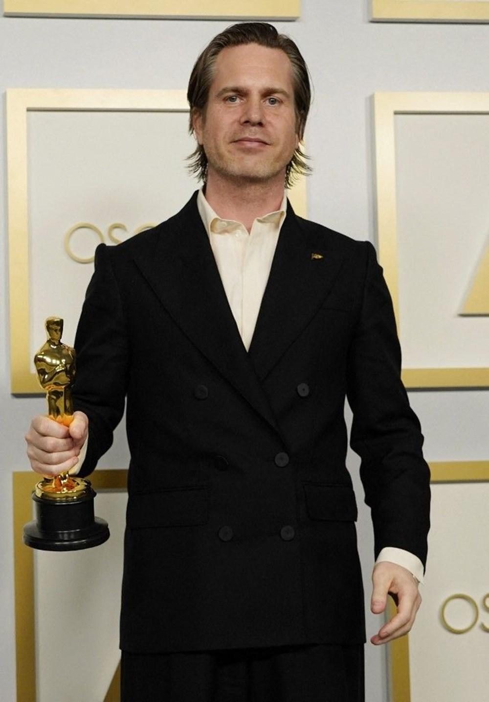 2021 Oscar Ödülleri sahiplerini buldu (93. Oscar Ödülleri'ni kazananlar) - 22