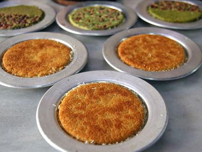 İftar sofralarının tescilli tatlısı: Antakya künefesi