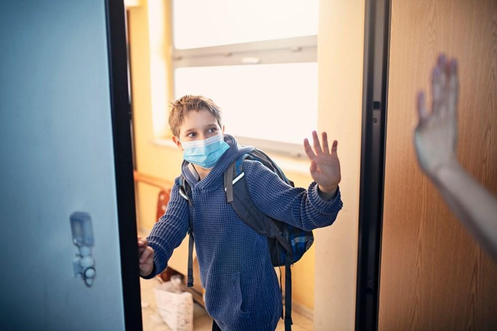 Çocuklardaki en yaygın corona virüs belirtileri açıklandı - 7