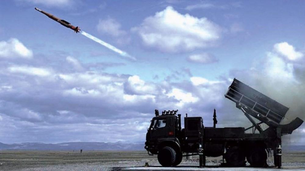 TSK'nın yeni roketatarı 12'den vurdu - 187