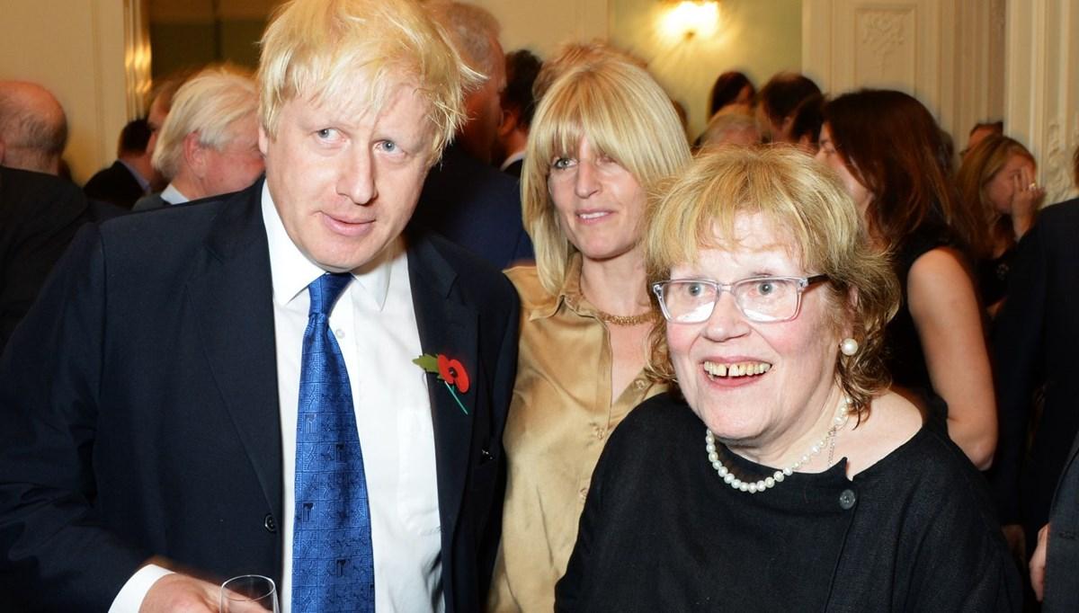 Boris Johnson'ın annesi Charlotte Johnson Wahl hayatını kaybetti