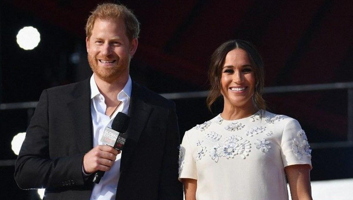 Meghan Markle ve Prens Harry, Diana'yı anma etkinliğine gitmiyor