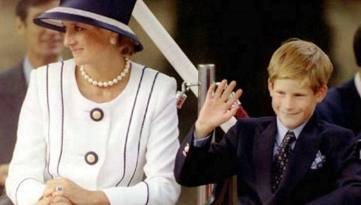 Prens Harry: Annem Prenses Diana'nın istediği hayatı yaşıyorum