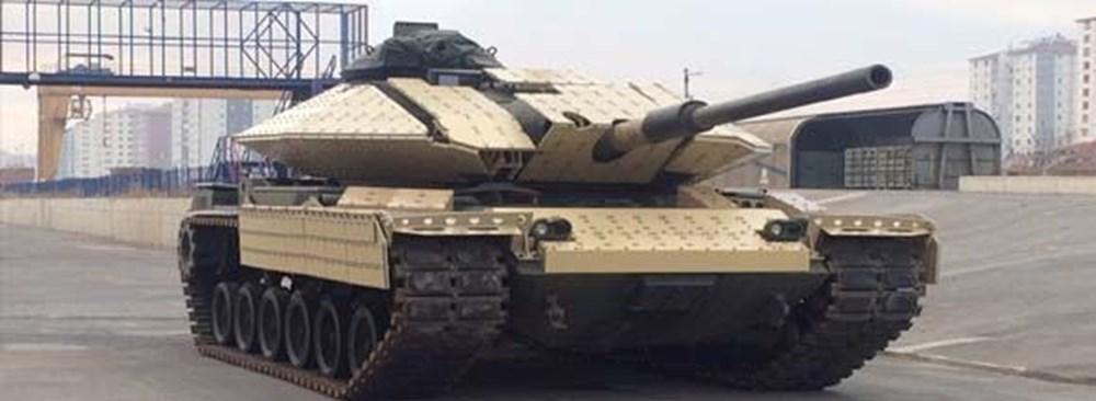Mayına karşı korumalı Türk zırhlısı: COBRA II MRAP (Türkiye'nin yeni nesil yerli silahları) - 103