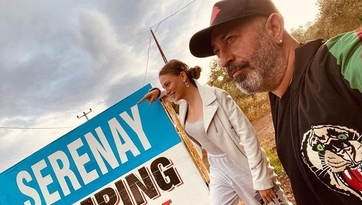 Günün takip haberi: Cem Yılmaz eski sevgilisi Serenay Sarıkaya'yı takibi bıraktı