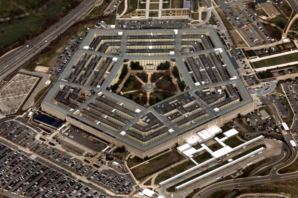 Pentagon'dan 'UFO' raporu (Savaş pilotunun çektiği fotoğraf sızdı) - 3