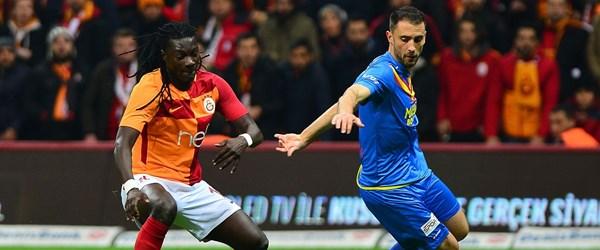 Süper Lig'de puan durumu (24 Aralık 2017)