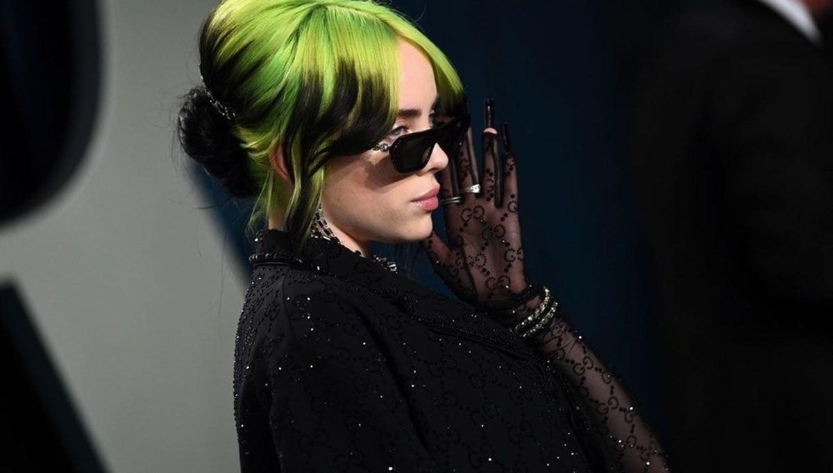 Billie Eilish: Umarım albümü dinleyenler erkek arkadaşlarından ayrılır