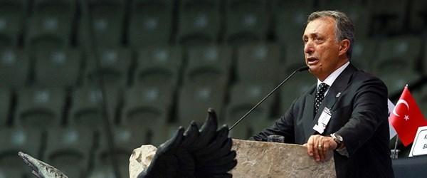 Beşiktaş'ın yeni başkanı Ahmet Nur Çebi (Ahmet Nur Çebi kimdir?)