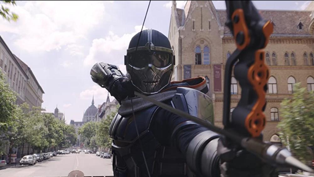 Black Widow (Kara Dul) pandemi rekorunu kırdı - 4