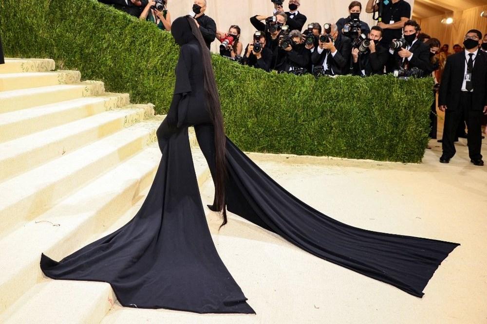 2021 MET Gala'nın en ilginç kıyafetleri - 24