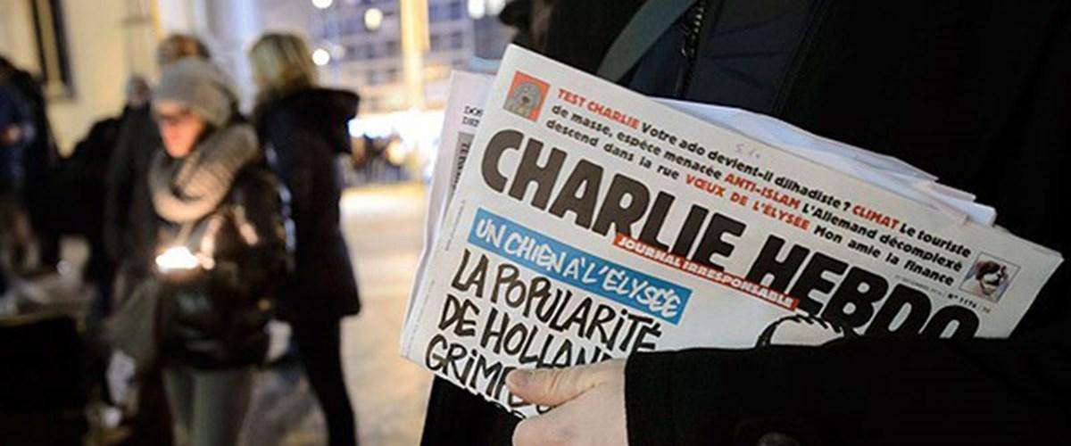 Charlie Hebdo'dan yine Hz. Muhammed'e hakaret içerikli karikatür