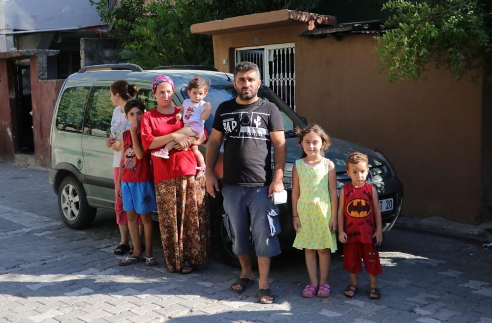 Adana'da bir mahalleyi böcekler istila etti - 8