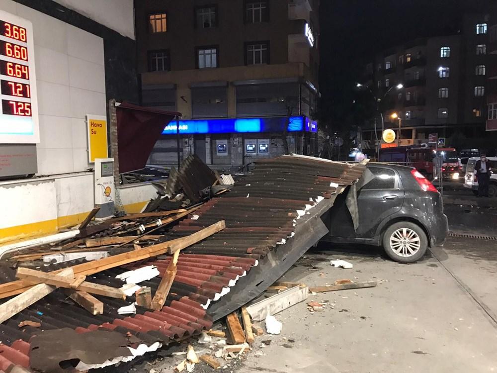 İstanbul'da fırtına etkili oluyor - 7