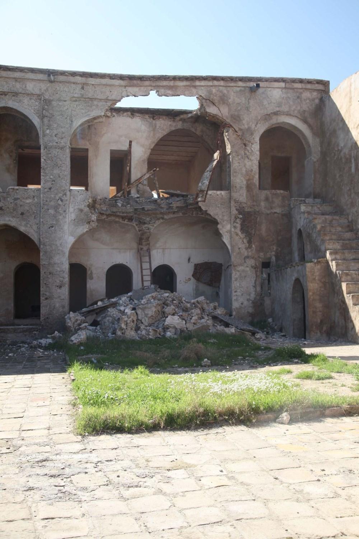 Tarihi Kerkük Kalesi yıkılmanın eşiğinde - 6