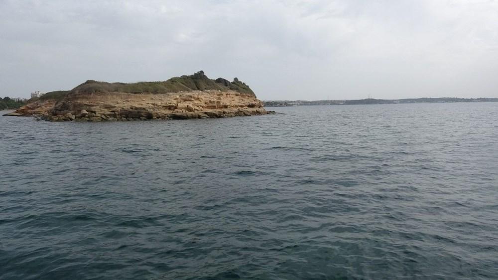Didim'de su altında 5 bin yıllık liman bulundu - 4